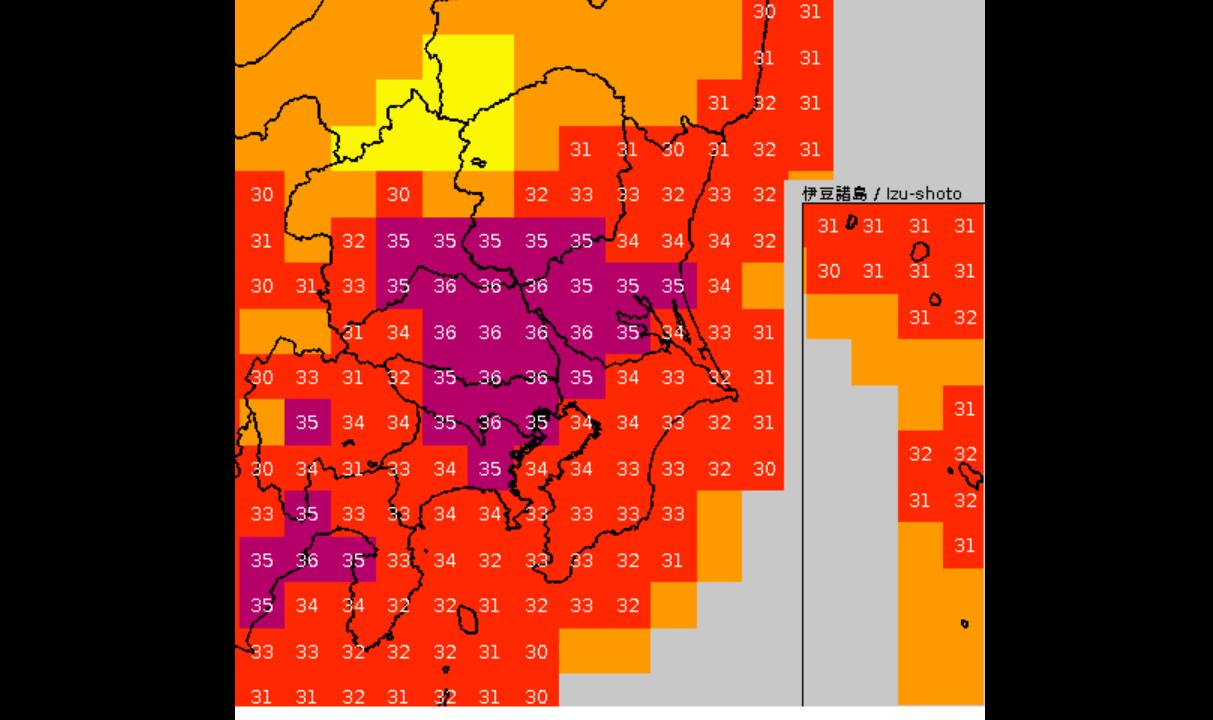 フェーン 現象 台風