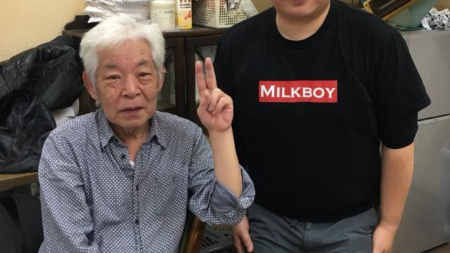 ミルクボーイ 内海 角刈り 床屋 場所 プロムナード塚本店