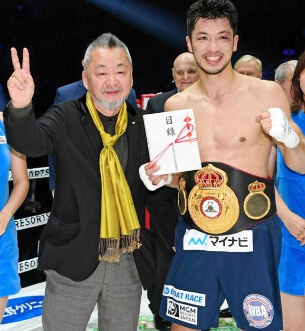 村田諒太 ファイトマネー 初防衛戦 賞金 いくら WBA世界ミドル級